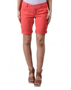 Tommy Hilfiger | Red Judie Short Chino  Save up to 50% Off at Accent Clothing using Discount and Voucher Codes.