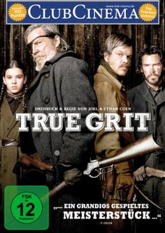 True Grit * IMDb Rating: 7,7 (162.461) * 2010 USA * Darsteller: Jeff Bridges, Hailee Steinfeld, Matt Damon,
