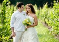 Chamard Vineyard in Clinton is one of the many beautiful vineyard wedding venues in Connecticut.