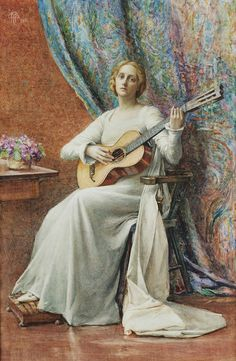 Henry Meynell Rheam (1859-1920) - Melody