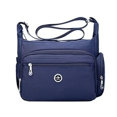 New Trending Shoulder Bags: Fabuxry Crossbody Handbag for Women Organize Pack Shoulder Bag Messenger Purses (Navy). Fabuxry Crossbody Handbag for Women Organize Pack Shoulder Bag Messenger Purses (Navy)  Special Offer: $19.49  422 Reviews Material: Light Weight Nylon,Water-resistant Color: Black / Navy / Purple / Rose Red / Green Dimension:11″ L x 9.05″ H x 4.33″ D,Multi-Zipper...