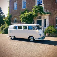 You can't beat this! Wedding Hire, Vintage Weddings, East Sussex, London Wedding, Vw Camper, Bay Window, Surrey, Car, Automobile