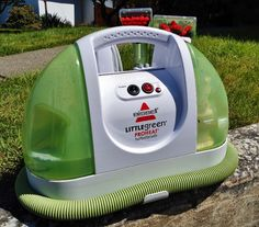 http://rvhappyhour.com/forums/topic/rv-carpet-cleaning-tip/ -  After a full year trip with 2 beagles our rig stank! I bought a little portable steam cleaner and set to work. #RV #Cleaning