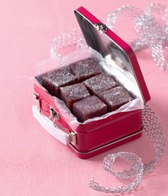 25 Holiday Dessert Recipes | Very Berry Fruit Jellies