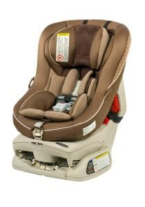 so many reasons i love this seat. Received the highest safety rating, turns 360 degrees to make getting baby out SO easy, awesome color that isn't tacky, seat is high so baby can see more... did i mention it turns 360 degrees!? LOVE it