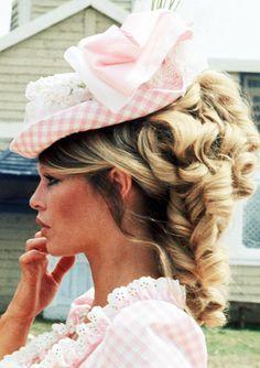 """Brigitte Bardot - """"Les Pétroleuses"""" (1971) - Costume designer : Rosine Delamare"""