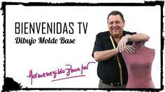 Hermenegildo Zampar - Bienvenidas TV - Dibujo Molde Base