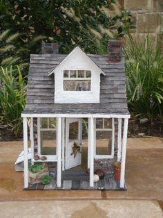 American Farm Custom Dollhouse