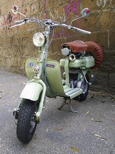 antique lambretta scooters for sale - Google Search