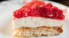Vadelmainen limejuustokakku - Raspberry and lime cheesecake