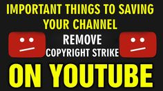 Youtube Copyright Claim   How To Remove Copyright Strike on YouTube   Ne...