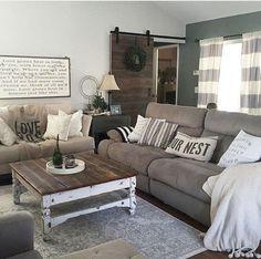Gorgeous 70 Rustic Farmhouse Living Room Decor Ideas https://decorecor.com/70-rustic-farmhouse-living-room-decor-ideas