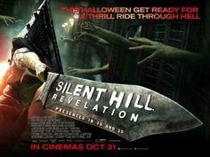 UK poster for Silent Hill: Revelation 3D | Den of Geek