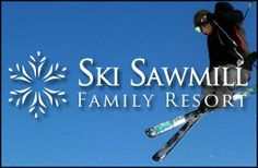 Half Price Deal Alert! 2 Night Stay and 8 Lift Tickets for Ski Sawmill!