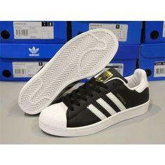 timeless design d5bae 53c11 Adidas Originals Superstar 2.0 Shoes Black White B27138 Shoes