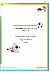 Worksheets - Grade 2 - Numeracy : Gr1/2 Understanding Subtraction Word Problems Addition Words, Making Words, Numeracy, Word Problems, Grade 2, Problem Solving, Worksheets, Second Grade, Literacy Centers
