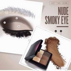 Get the Look! Nude Smokey Eye $65.00 ~ *Sweet Cream *Spun Silk *Moonstone *Rosegold *Driftwood and *Expresso  | Shop online with me 24/7 to ORDER TODAY†  http://www.marykay.com/serranoAG/en-US/Products/_layouts/MaryKayCoreCatalog/ProductDetails.aspx?ProductId=10089244&iad=makeup_hero_barepalette  >> email: serranoAG@marykay.com >>> http://www.facebook.com/GailSerranoMaryKay