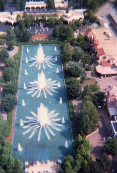 Kings Dominion VA 1980- went here on one of our Amtrak vacations.