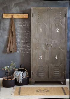 locker envy! Would be so great in a mudroom, kids bedroom, playroom. Basically…