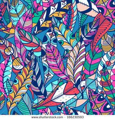 Heey colorful indians,  what about dreamful feathers?