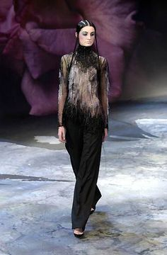 1997-2001 Givenchy by Alexander McQueen: Ready-to-Wear & Haute Couture - the Fashion Spot