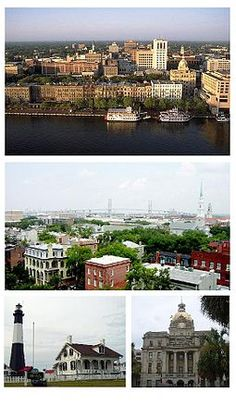 Savannah, GA, went there in sept. 2011, one of my to do things before i die