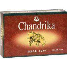 Chandrika Soap Sandal Soap - 75 g - Chandrika Soap Sandal Soap Description: Sandal SoapChandrika Sandal ensures total skin care and brightens body complexion. Coconut Oil and extracts from Sandalwood cleanse and refresh the body, moisturise your skin keeping it naturally soft, supple and gently perfumed. Free Of Animal by-products. Disclaimer These statements have not been evaluated by the FDA. These products are not intended to diagnose, treat, cure, or prevent any disease. Ingredients…
