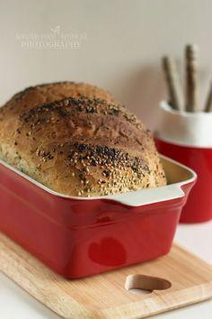 """Ötmagvas kenyér előtésztával - avagy az én """"River Cottage-i"""" kenyerem III. River Cottage, Cake Cookies, Kenya, Muffin, Food And Drink, Breakfast, Nap, Kitchen, Brot"""