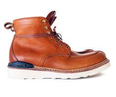 Visvim Armiger Folk Boots