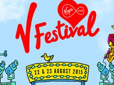 Thousands of people have been left shocked after a false rumor hit the web and social media networks, reporting the 2015 V Festival being cancelled. Camp Bestival, Virgin Media, Festival 2017, News Today, Music Festivals, Social Media, Events, Logos, People