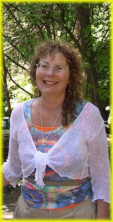 Dianne Robbins, author of several books on Telos and the Hollow Earth