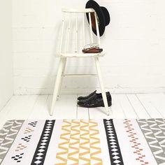60x120 Walli Rug - by Finarte #MONOQI