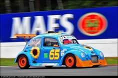 1970 Beetle NASCAR Europe Recycled Racers - http://sickestcars.com/2013/06/15/1970-beetle-nascar-europe-recycled-racers/