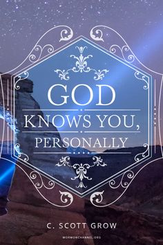 God Knows You Personally