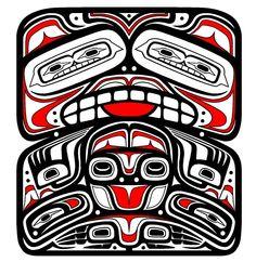 Haida Bear Symbol