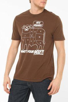 Hey Vegans!  What's Your BEEF?!