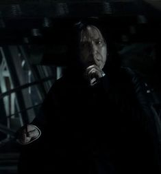 Alan Rickman as Professor Severus Snape. Professor Severus Snape, Harry Potter Severus Snape, Alan Rickman Severus Snape, Severus Rogue, École Harry Potter, James Potter, Harry Potter Characters, Hogwarts, Slytherin