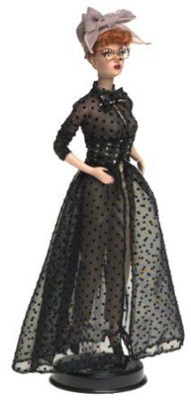 Amazon.com: Barbie Lucille Ball (L.A. at Last): Toys