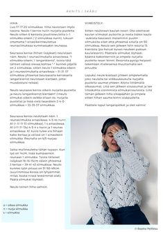 RKNITS SKÅBU NEULEOHJE | YKSINKERTAINEN GANNI KUVIO VILLAPAITA OHJE | Reetta Pelli Knitting Designs, Knitting Patterns, Diy Clothes, Knit Crochet, Pullover, Sewing, How To Wear, Handmade, Crafts