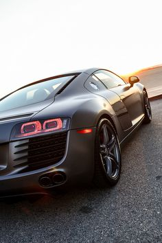I could settle for the Audi R8