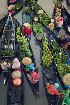 Floating Market Activity