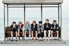 You Never Walk Alone Photoshoot pt.2. BTS