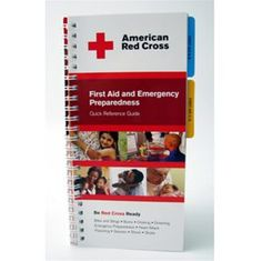 Book for the First Aid tackle box