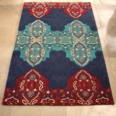 Kuheli earthy hues rug