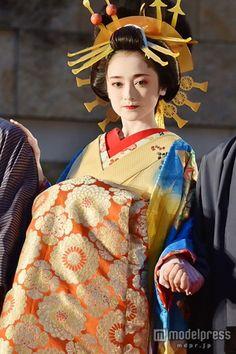 Yumi Adachi/安達祐実 oiran/花魁