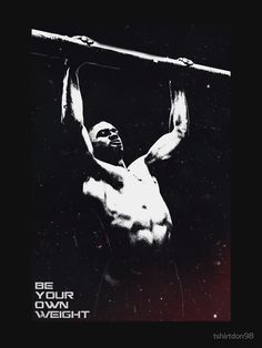 """Street Workout Calisthenics"" T-Shirt von tshirtdon98 | Redbubble"