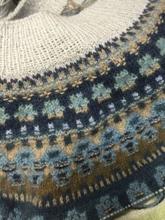 Knitting Designs, Knitting Projects, Craft Projects, Fair Isle Knitting, Hobbies And Crafts, First World, Knit Crochet, Fair Isles, Wool