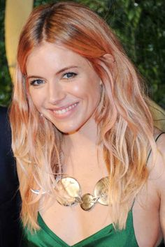 Sienna Miller, British Fashion Awards, 2013