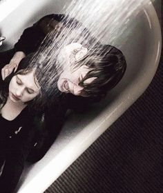 Tate and violet AHS American horror story murder house
