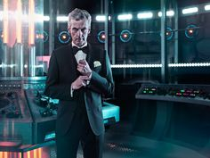 Peter Capaldi / GQ Photography by Steve Neaves